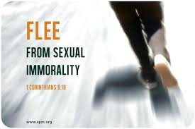 Sexuallly immoral