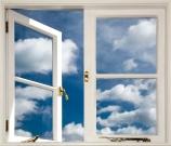 window into heaven
